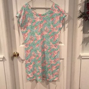 Lilly Pulitzer Lobstah Roll Westerly Dress